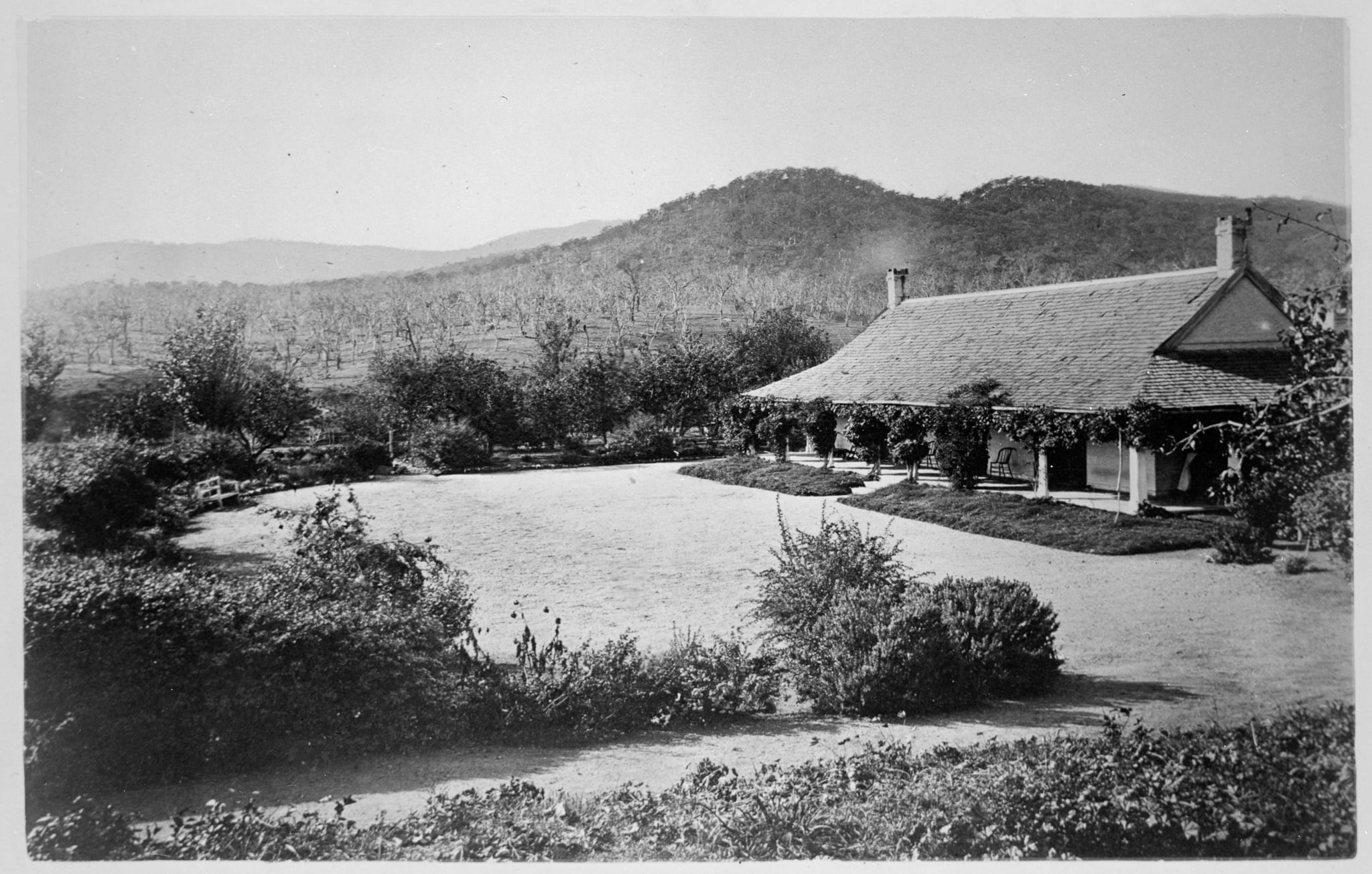 Cuppacumbalong Homestead c.1980